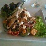chicken salad ...