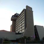 Hotel desde la cera de enfrente