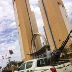 Un hôtel sous haute protection….