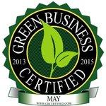 Certified GREEN since 2000