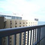 View of Hilton