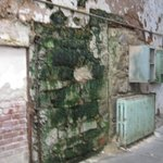 Eastern State Penitentiary confinment room