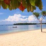 Strand beim Nusa Dua Beach Hotel