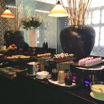 Just Part of the Huge Buffet Available