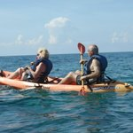 Free Kayaking Adventure at Coral Cove Beach Resort and Spa