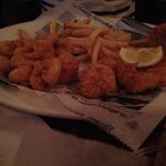 """They """"see"""" food differently at the Black Marlin! Enjoyed it!!! ��✨����"""