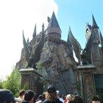 Castelo do Harry Porter