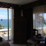 Corner beach facing room - 1