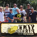 Oh those shooters! @ Clay Break Taupo.