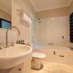 terrace room with bath en suite with front verandah