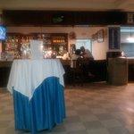the sport bar