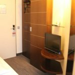 Small room from the inside
