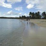 LONG Expansive Beach