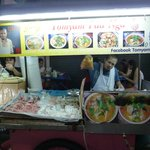Tom Yam Stall opposite hotel - strongly recommend