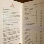 Minibar prices quite OK, at the 7-eleven you get 4 Singha beers for 145 THB, but Hong Thong is e