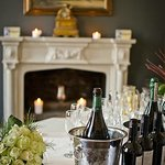 Upstairs on the first floor is our beautiful Georgian party and dining room. Ask to see it!