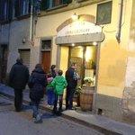 Ostaria dei Centopoveri in Firenze