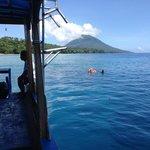 Dive & Snorkelling site off Bunaken Island