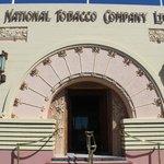 Iconic Art Deco Building