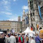 Праздник на площади