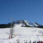 Wide pistes in Soll