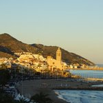 Sitges Sunset