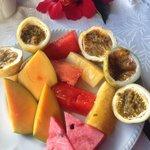 Самые вкусные фрукты: чинола и папая