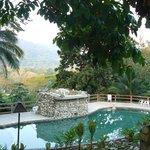 Piscina y vistas desde la piscina