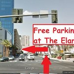 Enter free parking from Audrie Street and head for 3rd floor shops