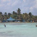 Playas de Acuario y Hainnes Cay