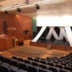Auditorium et salle de cinéma