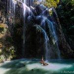 Tumalog Falls, Oslob, Cebu