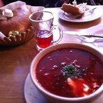 Best Russian food- treat yourself!