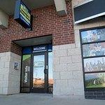 Greater Lansing Visitor Center fron entrance