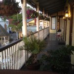 Beautiful porches throughout the property