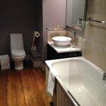 our modern bathroom