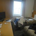 """Chambre à deux lits plus spacieuse """"twin room"""""""