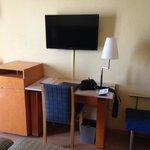muebles enfrente habitación