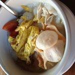 Great chicken porridge!