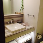 Baño habitacion 208