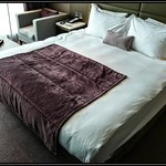 Beautiful and comfortable bed