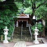 山王神社です