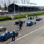 Bugatti race