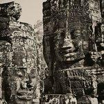 Bayon temple Angkor Thom, Siem Reap