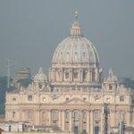 Vatican depuis la chambre