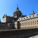 Side of El Escorial