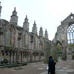 развалины собора