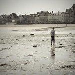 Juno beach at St Aubin-sur-Mer