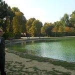 Lago en el Parco Ducale