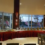 weekend spl buffet every saturday